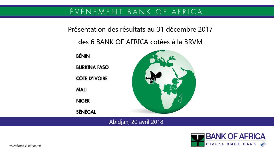 Evenements BRVM 2020Evenements BRVM 2018