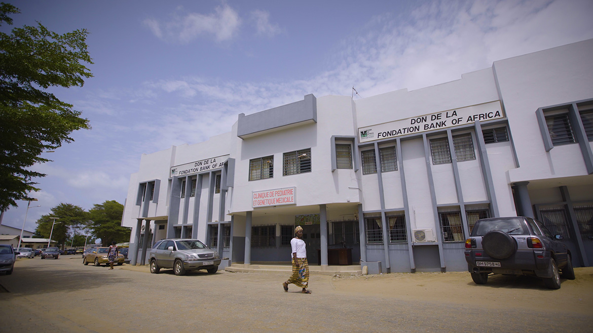Centre National Hospitalier Universitaire de Cotonou au Benin